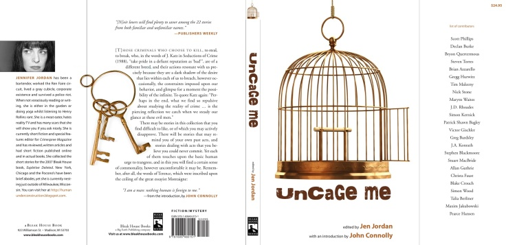 UncageMe hardcover_BleakHouse